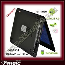 10 inch android mini laptop with high processor