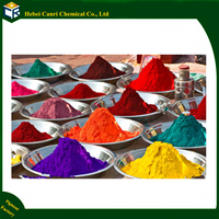 Colorant pigment iron oxide chemical powder to melt stones