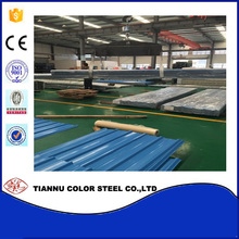 China cheap prepainted coated color steel sheet metal roof