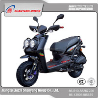 High performance 150cc Gas Scooters 2 person scooter