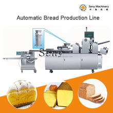 Commercial Automatic Bakery Toast Bread Making Machine