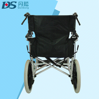 ultra lightweight 16 inch removable folding footboard wheelchair