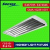 hydroponics plant fitting Steel Housing Mirrored Reflector warehouse lighting