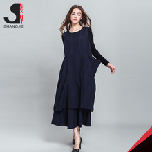 High End Wholesale Womens Fashion Clothing With Both Side Pockets