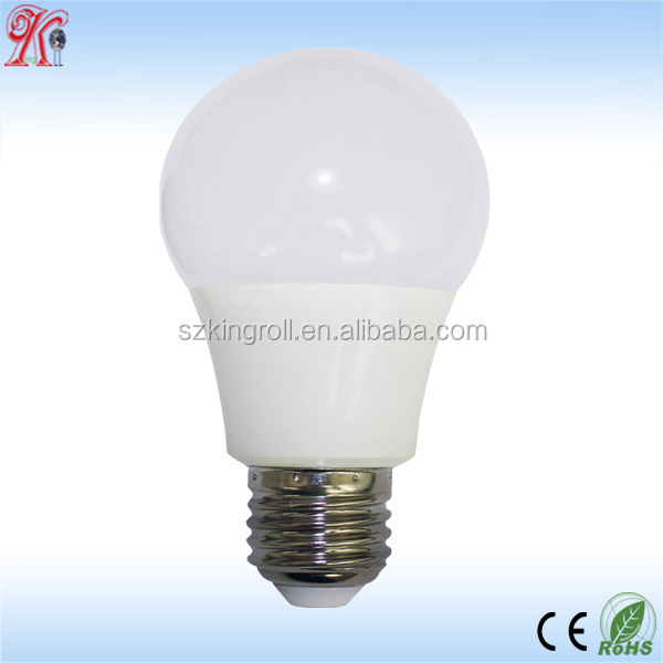 60W CFL and halogen bulbs Replacment bulb lamp 5W B22 Bayonet / E27 Edison Screw High Power SMD led bulb light 5w BL10001