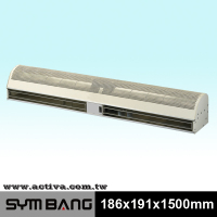AAC1101500D air curtain