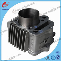 Cylinder Block Motorcycle Spare Parts For C50 Motorcycle Engine Parts
