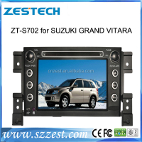 7'' touch screen car radio gps for suzuki grand vitara with USB/Phonebook/SD/Bluetooth
