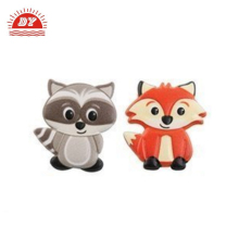Vinyl farm animal plastic fox figurine