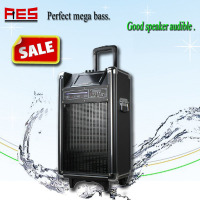 multimedia super sound box speaker professional audio karaoke home theatre/outdoor battery speaker