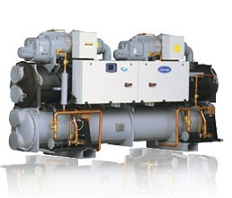 30XW0902 High Efficiency Screw Chiller