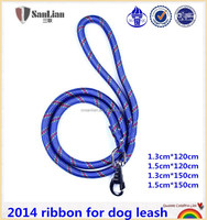 New design reflective fashion 2014 ribbon for dog leash