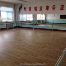 dance room usage pvc flooring covering