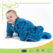 BSB1099 knitted velvet teenage thicken sleeping bags for newborn babies, thicking sleeping bags