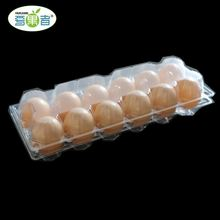 12 holes transparent plastic egg tray prices
