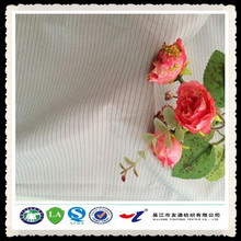 65% polyester 35% rayon blend antistatic fabric