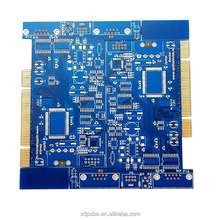 Double Layer PCB Cointroller PCB Layout Factory