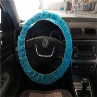Low price guarantee cover of drifting fit omp leather steering wheel