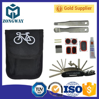 Bicycle emergency kit bike bicycle tool tire repair kit