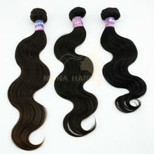 Most Popular And Sold Well Wholesale Virgin Human Hair Malaysian Body Wave