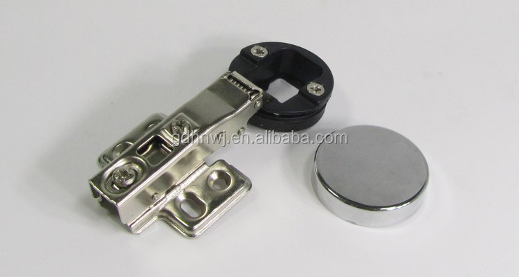 China supplier steel glass door hinge with Nickel plated,glass shower hinge