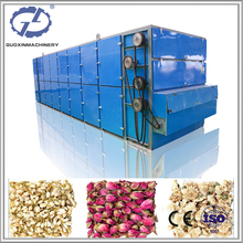 New Type Continuous Dehydration Chicory Drying Machine