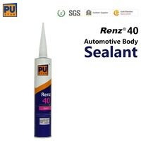 Renz 40 PU POLYURETHANE SEALANT high quality PU Auto Body Sealant