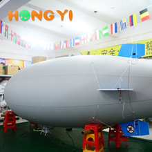 New custom 6m inflatable PVC remote control airship