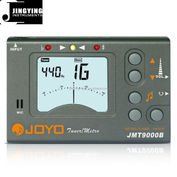 Wholesale Best Quality Low Price JMT-9000B Metronome/Tuner/Tone Generator 3 in 1 for Guitar, Bass and Violin