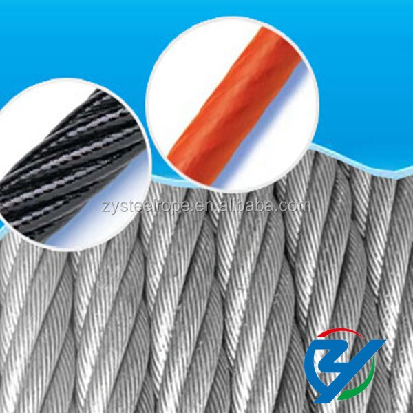 carbon fiber wire rope,steel wire rope
