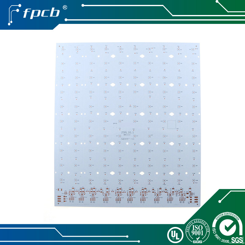 China manufacture provided led smd mounted pcb board for sale
