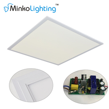 Standard Sizes Aluminium Frame Ultrathin Square Panel Lamp 300X300 Led Kitchen Ceiling Light For Sale