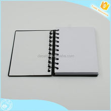 Get 100USD coupon creative notebook book cover design