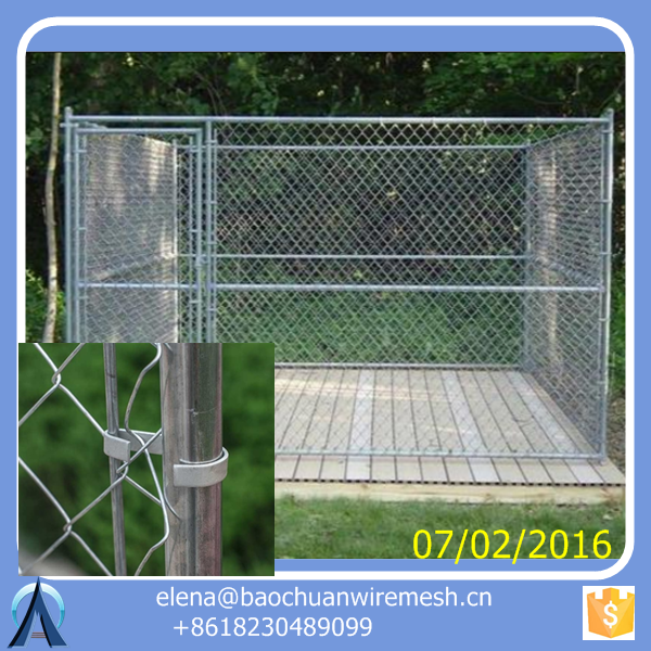 Expanded Metal Wire Mesh Dog Cage For Sale
