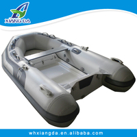 2016 CE Certificate Inflatable RIB Fiberglass Sports Fishing Boats for Sale
