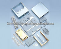 Sheet Metal Parts and components for electric&electronic, automobile, office automation, home and appliance industry