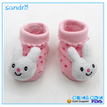 2017, explosion fashion, three-dimensional doll, men and women, baby socks