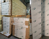 Density 42 kgs / m3 cold room insulated sandwich polyurethane PU panels
