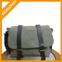 Wholesale vintage camera canvas bag