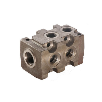 ductile iron casting with machining