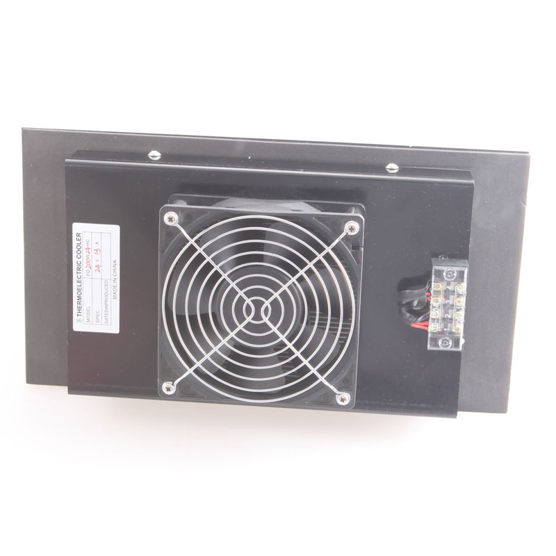 outdoor Cabinet cooling unit 48V DC With 2fan In & one fan out(Heat exchanger) for telecom cabinets