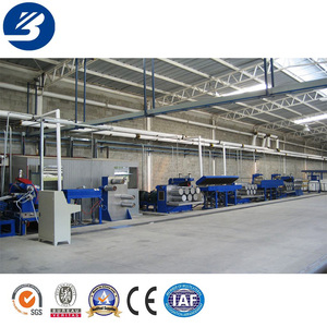 High Profits Pet Bottle Recycling Polyester Staple Fiber Production Line