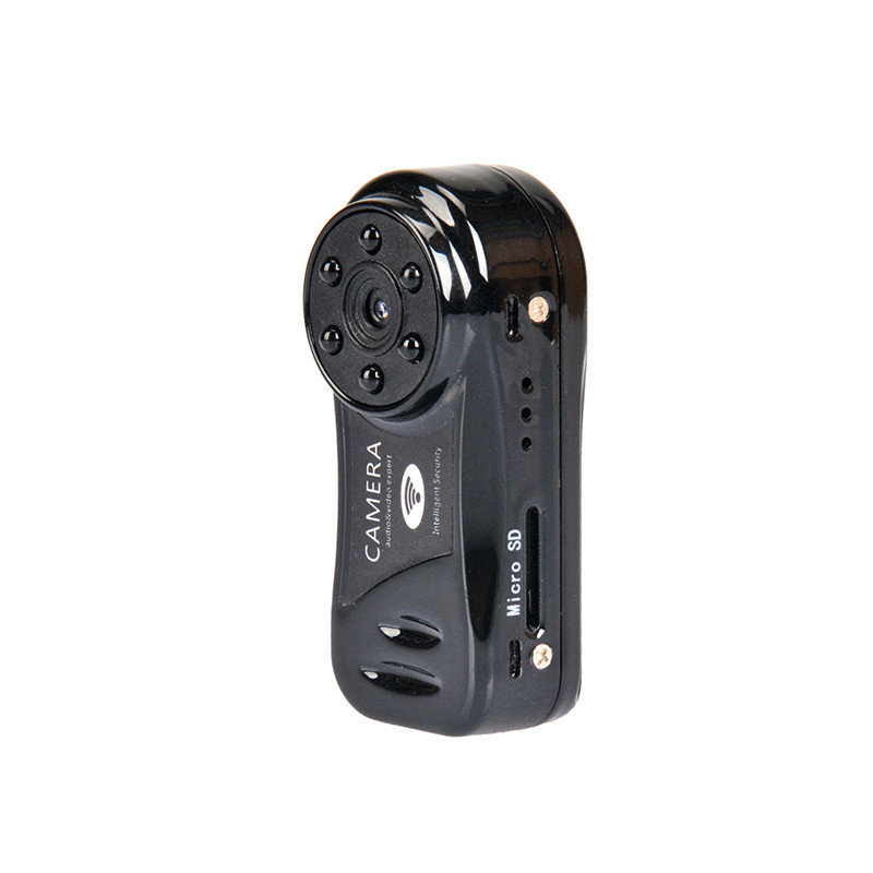 IR Night Version Mini Portable Hidden Thumb Rechargeable Wifi IP Camera