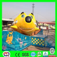 Shopping mall kids electric amusement rides game machine for sale