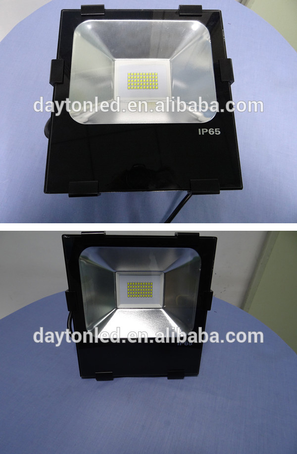 Parking Garage Led Lights, IP65 Water-proof Lighting Fixture aluminum die casting led spot floog light