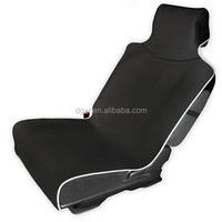 Custom Auto accessory Protector type black waterproof durable neoprene car seat cover