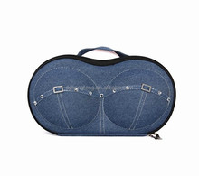 latest new style unique EVA bra bag bra case for traveling travel bra case