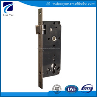 Best price hotel key card lock with CE certificate