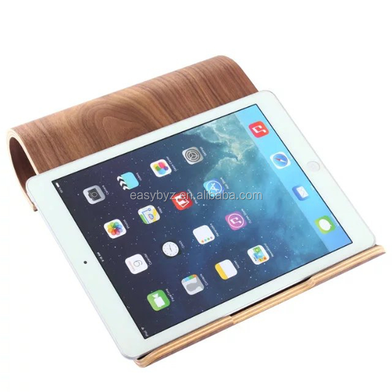 Samdi Wood Cooling Cooler Stand Holder for Macbook Notebook Laptop Pad