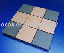 WPC DIY Decking Tile